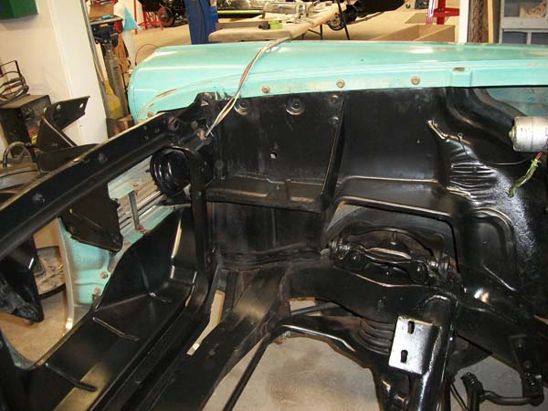 1958 Edsel Engine